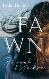 Fawn, von Autorin Leslie Delhaes, NewAdult-Roman
